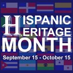Image for the Tweet beginning: It's Hispanic Heritage Month, and