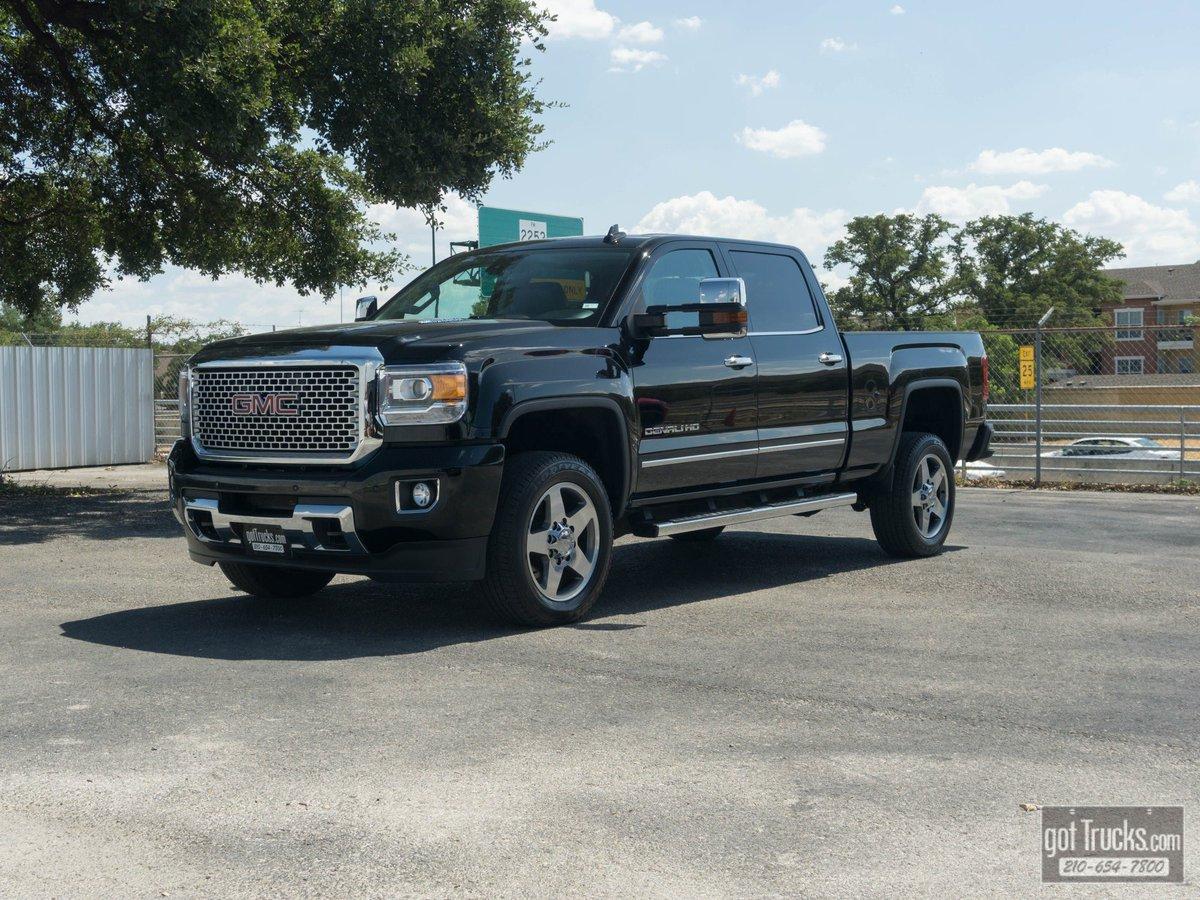 Used Gmc 2500 Diesel