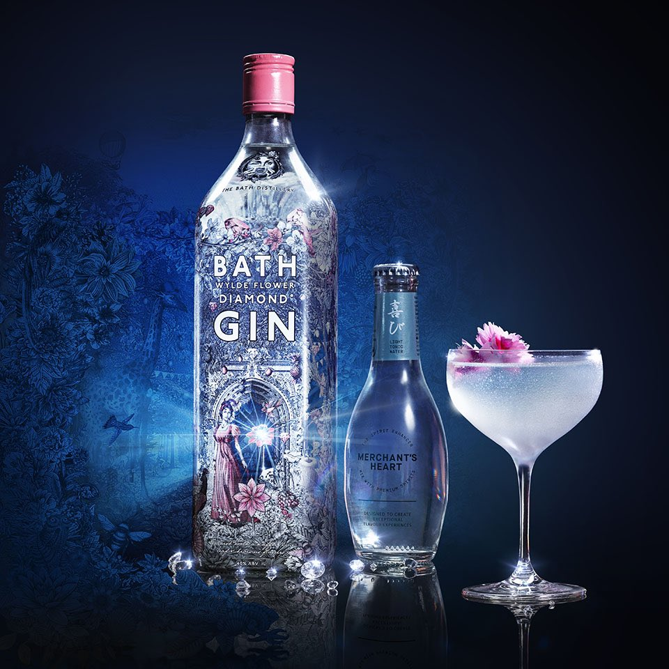 test Twitter Media - Our competition is LIVE and we're so excited!! 🍸💎🌸 ⠀ Win a £10,000 Wylde Flower Diamond mounted in a bottle of @bathdistillery Classic Gin! ⠀ Full information & stockist list at https://t.co/bJFoMe1oV7 https://t.co/kFUUQ4v5NW