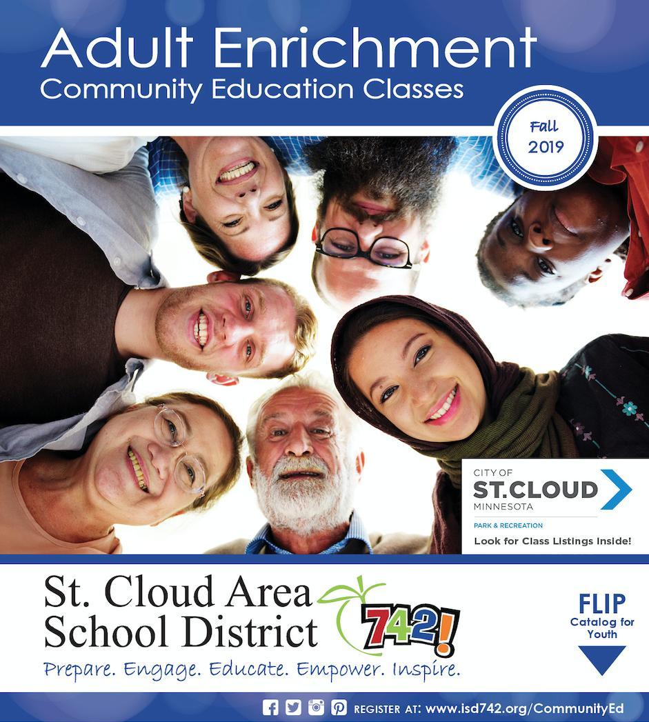 Adult enrichment center