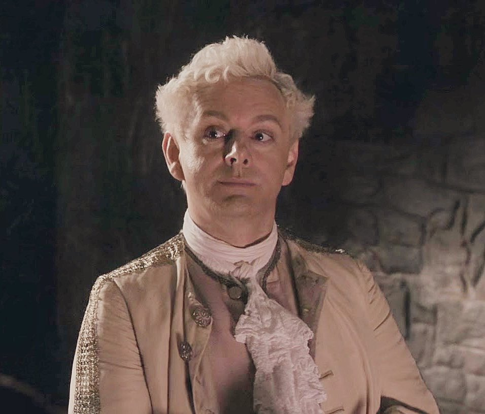 thinking about: aziraphale's hair in revolutionary france <br>http://pic.twitter.com/hrlY9QopRk