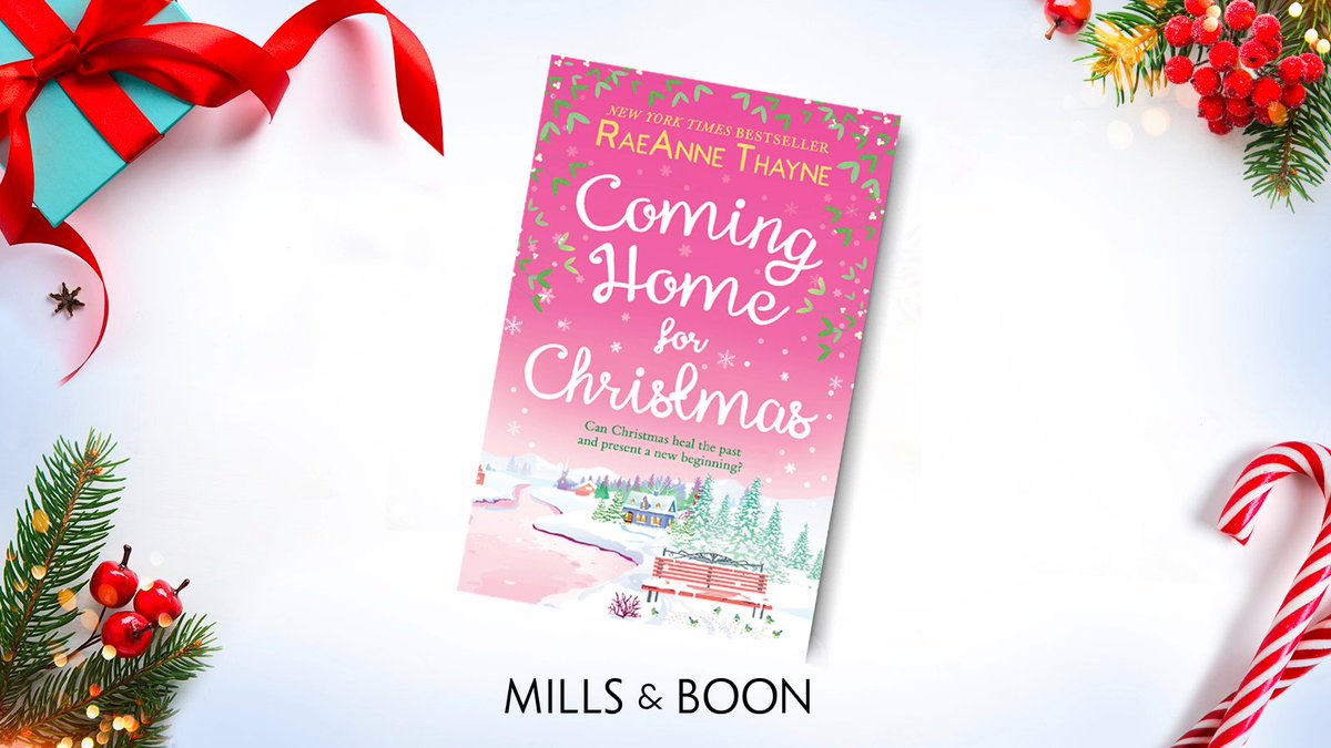Coming Home For Christmas 2019.Mills Boon On Twitter With Just 100 Days To Go The
