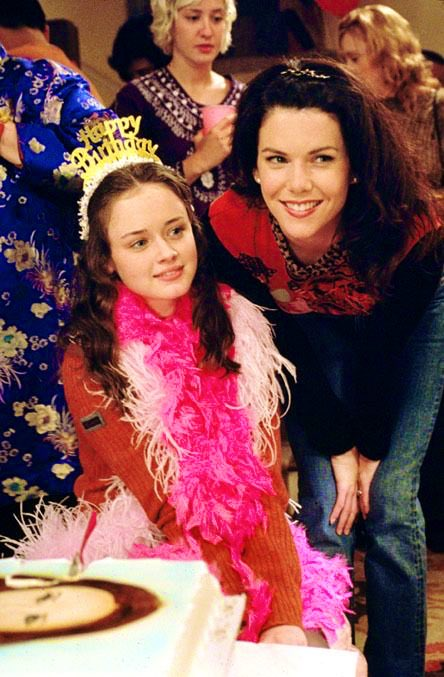 Happy birthday Alexis Bledel, real life angel.