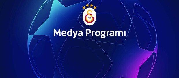 Futbol A Takımımızın UEFA Şampiyonlar Ligi A Grubu birinci haftasında Belçika temsilcisi Club Brugge ile deplasmanda oynayacağı maçın medya programı belli oldu.Detaylar 👉https://www.galatasaray.org/haber/futbol/club-brugge-maci-medya-programi/44884…