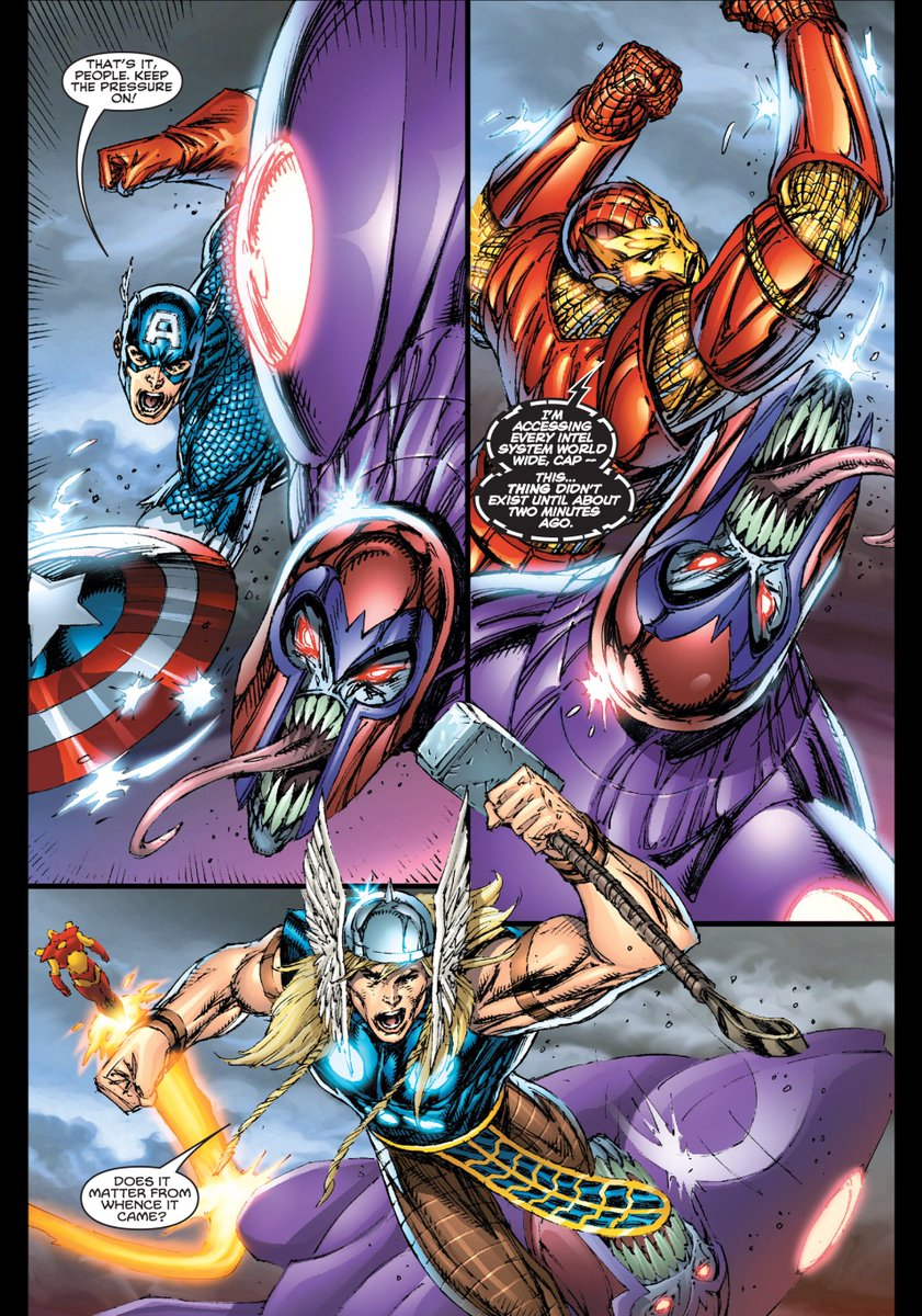 Robliefeld On Twitter Onslaught Reborn Rob Liefeld 2006 This week, the feud between liefeld and. onslaught reborn rob liefeld 2006