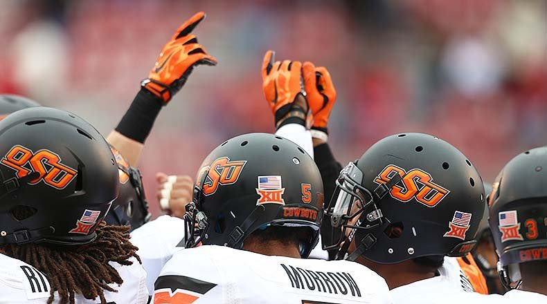 Beyond Blessed To Receive An Offer From Oklahoma State University! #GoCowboys <br>http://pic.twitter.com/jmrJ6f8q2M