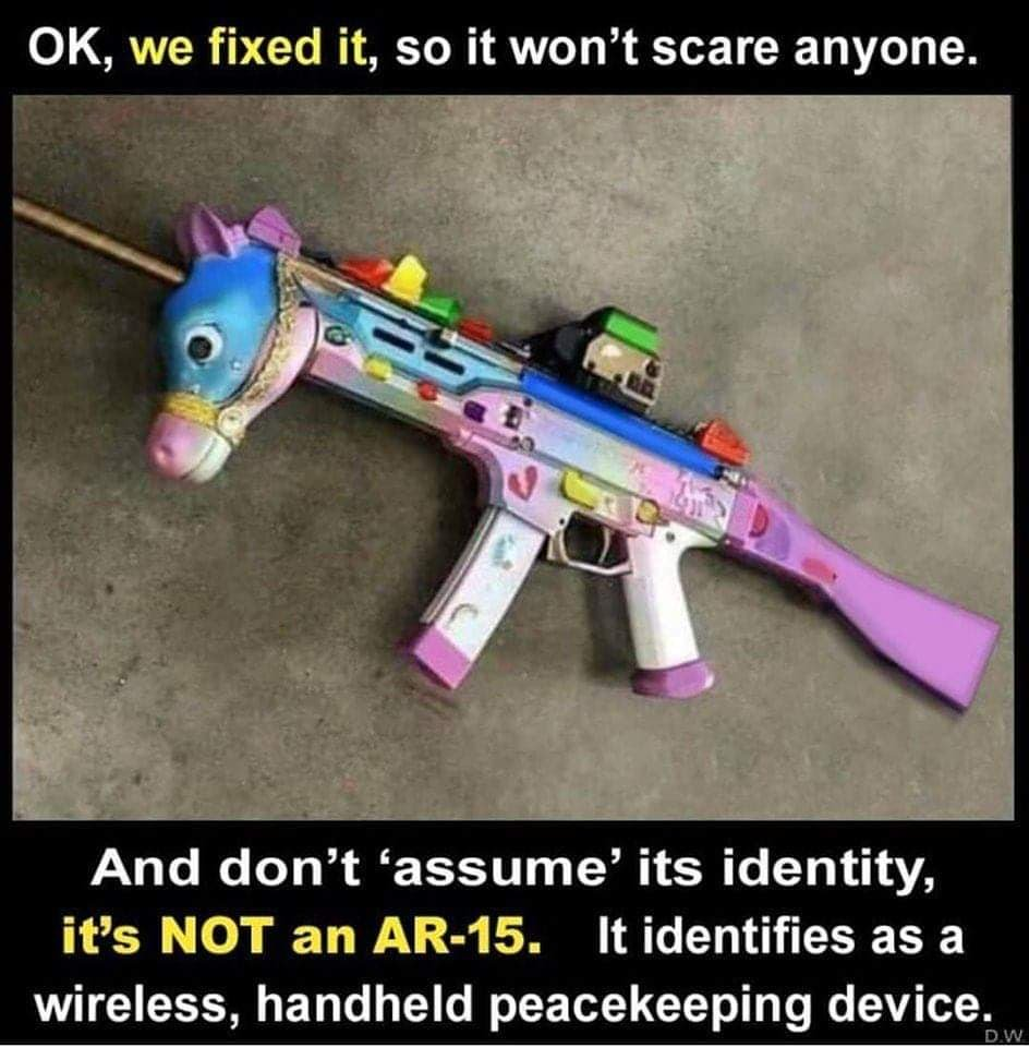 See the gun issue is now fixed. Phew! #guncontrol #funnymemes #mondaythoughts #Gunowners #GunControlNow #MondayMorning<br>http://pic.twitter.com/SlT9gkSvx5