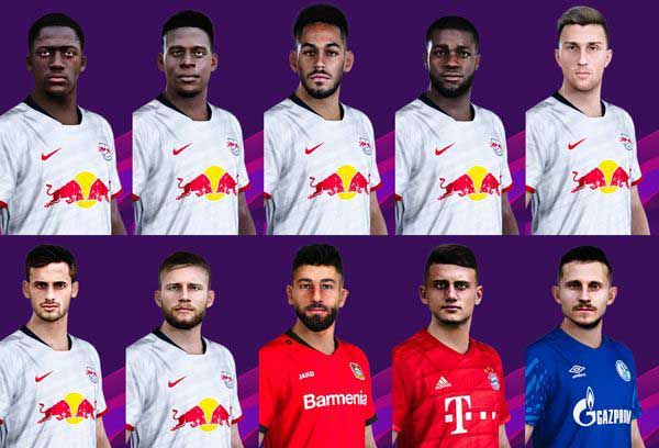 The Best Bundesliga Pes 2020