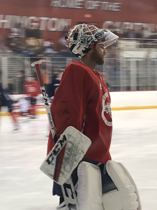 Happy Birthday to my favorite Caps player! Braden Holtby!