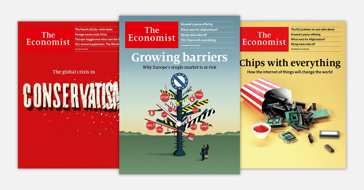 test Twitter Media - Subscribe to The Economist for 12 weeks' access with our introductory offer and enjoy a fresh perspective on the issues shaping our world https://t.co/uFDdBkSMuU https://t.co/G1LWXLxT1L