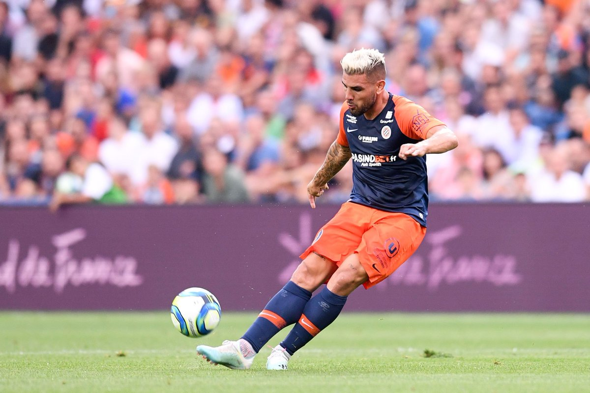 Andy Delort had a goal and an assist for Montpellier this weekend in #Ligue1<br>http://pic.twitter.com/MfSJwct61n