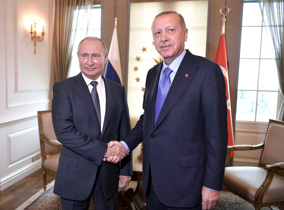 #Ankara: Meeting with President of Turkey Recep Tayyip Erdogan  http:// bit.ly/2lQv89Y     <br>http://pic.twitter.com/ph1TqNGXyR