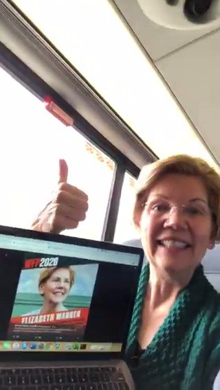 What cheering in the Quiet Car looks like. Thanks @WorkingFamilies! https://t.co/kuPZlWBlbp