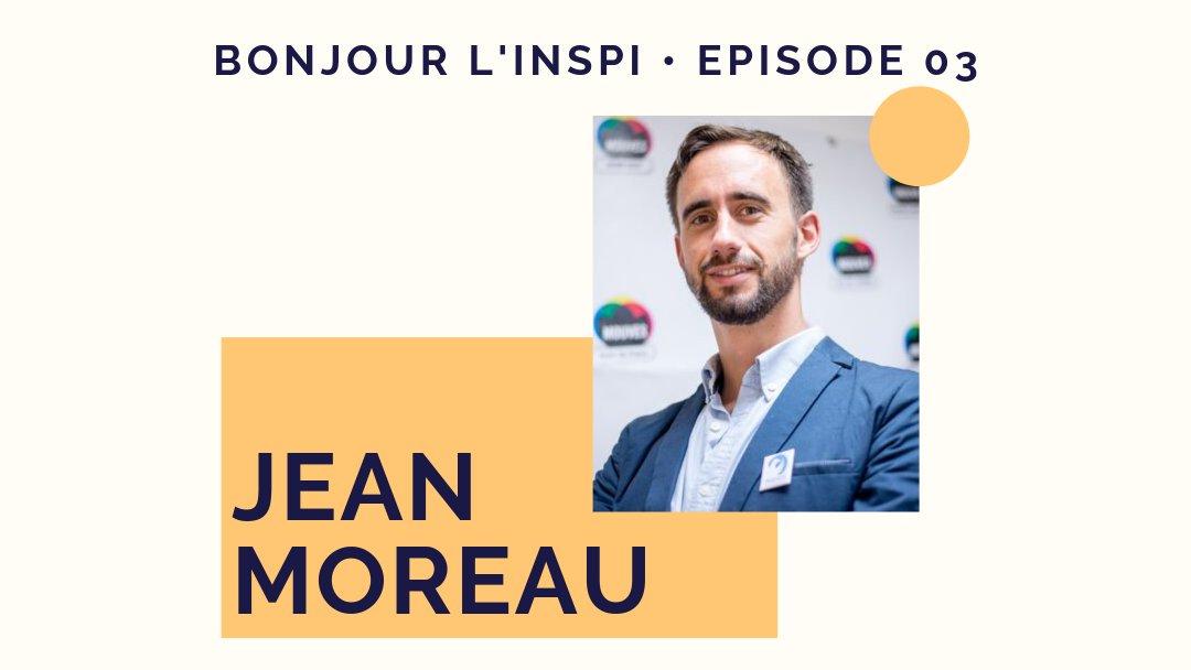 🎙Cette semaine sur le #podcast, @Jean_MOREAU_, co-fondateur de @phenixfr nous parle de sa décision de changer de voie pour se diriger vers l'entrepreneuriatà impact positif. J'espère que cet épisode vous plaira autant qu'à moi ! Pour l'écouter :