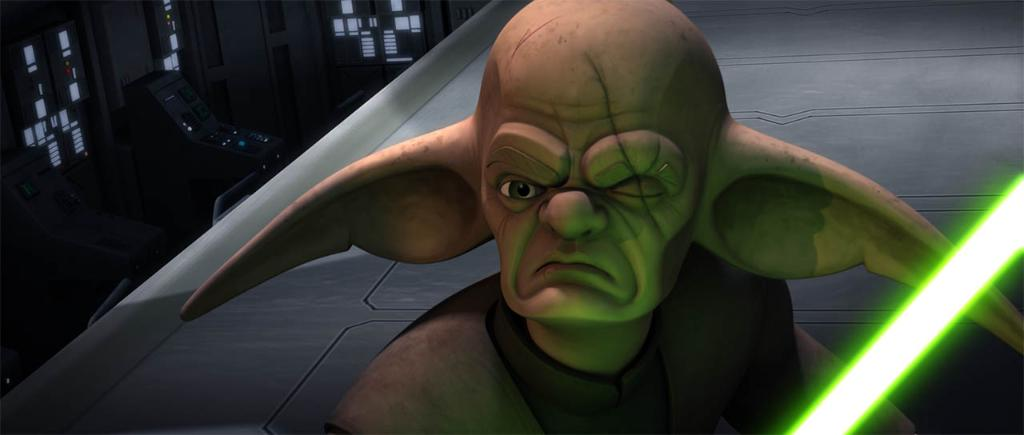 In this weeks #CloneWarsRewatch of The Citadel, Anakin and crew have to rescue a captured Jedi general from an impenetrable Separatist prison: strw.rs/6018Ehd4m