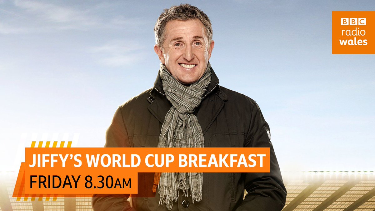 It's almost time. Our Rugby World Cup coverage kicks off this Friday with Jiffy's World Cup Breakfast. Are you ready? #timetobelieve @JiffyRugby #RWC2019