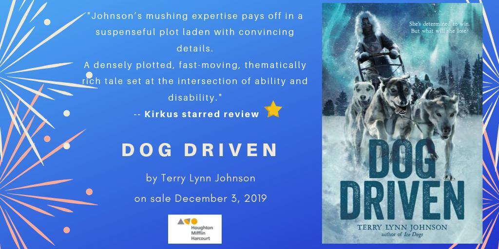 Grateful tail wagging for this STARRED REVIEW from @KirkusReviews