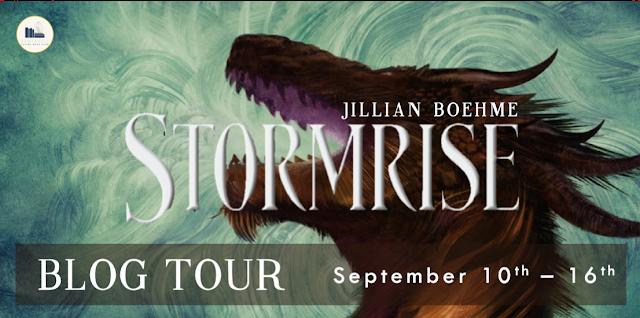 Blog Tour & Review:'Stormrise' frayedbooks.wordpress.com/2019/09/16/blo…