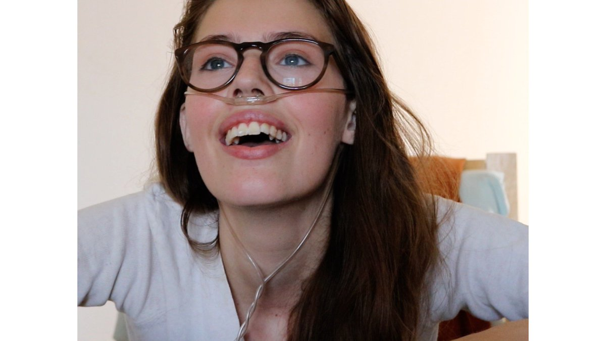 Claire Wineland used her YouTube channel to chronicle her struggles with Cystic Fibrosis before her death at age 21. We're proud to present the documentary Claire as a YouTube Original, to continue Claire's legacy: https://www.youtube.com/clairewineland
