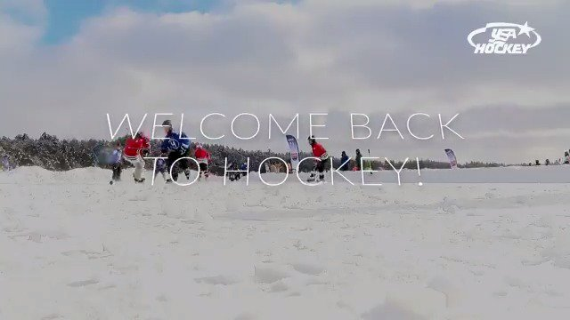 New season. Fresh start. 🎉 Welcome #BackToHockey → bit.ly/2kmW7cP