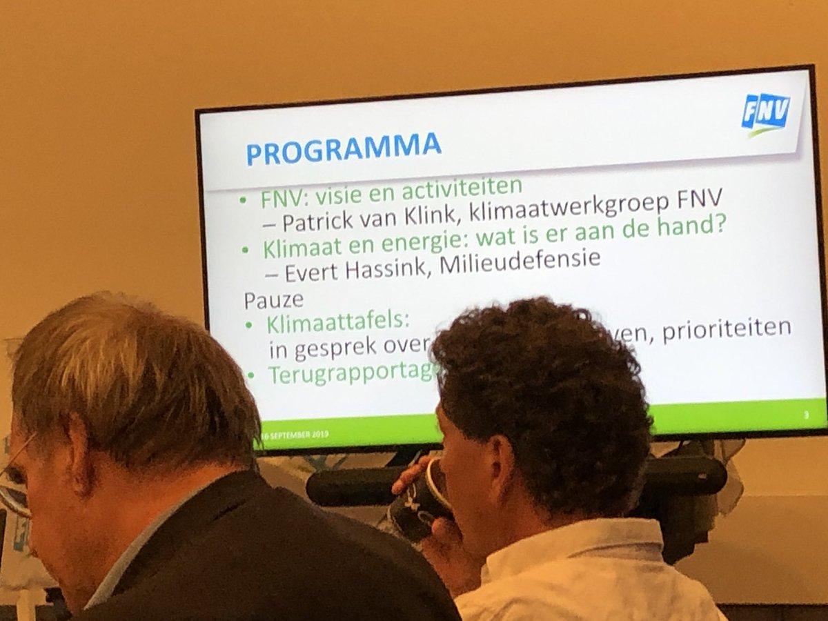 test Twitter Media - Bijeenkomst @FNV Lokaal Groene Hart over klimaat en energie. Eerst een quiz. Wie is het meest klimaatbewust? Mannen of vrouwen.... ??? https://t.co/5kMS0PP2oj