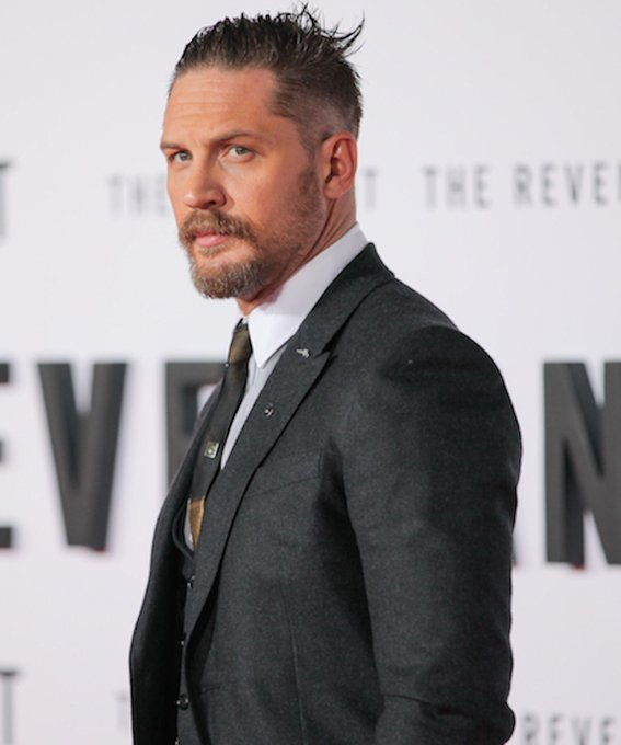 There are actors... Then there is Tom Hardy. Happy Birthday big dog.