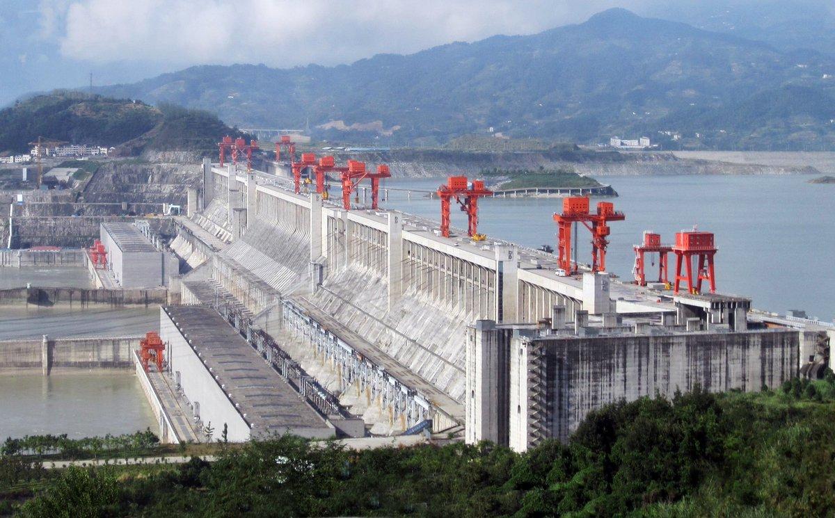 RT @hfc_bar9: 'سد الممرات الثلاثة' اكبر سد هيدروليكي بالعالم يتواجد بالصين  ماذا تعرف عن السدود ايضًا ؟ https://t.co/GQ8hrXj2QC