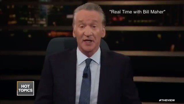 """JAMES CORDEN RESPONDS TO BILL MAHER'S FAT-SHAMING: The co-hosts react to the Late Late Show host's emotional response to Real Time host Bill Maher's call for fat-shaming to """"make a comeback."""" abcn.ws/2V3x8cu"""