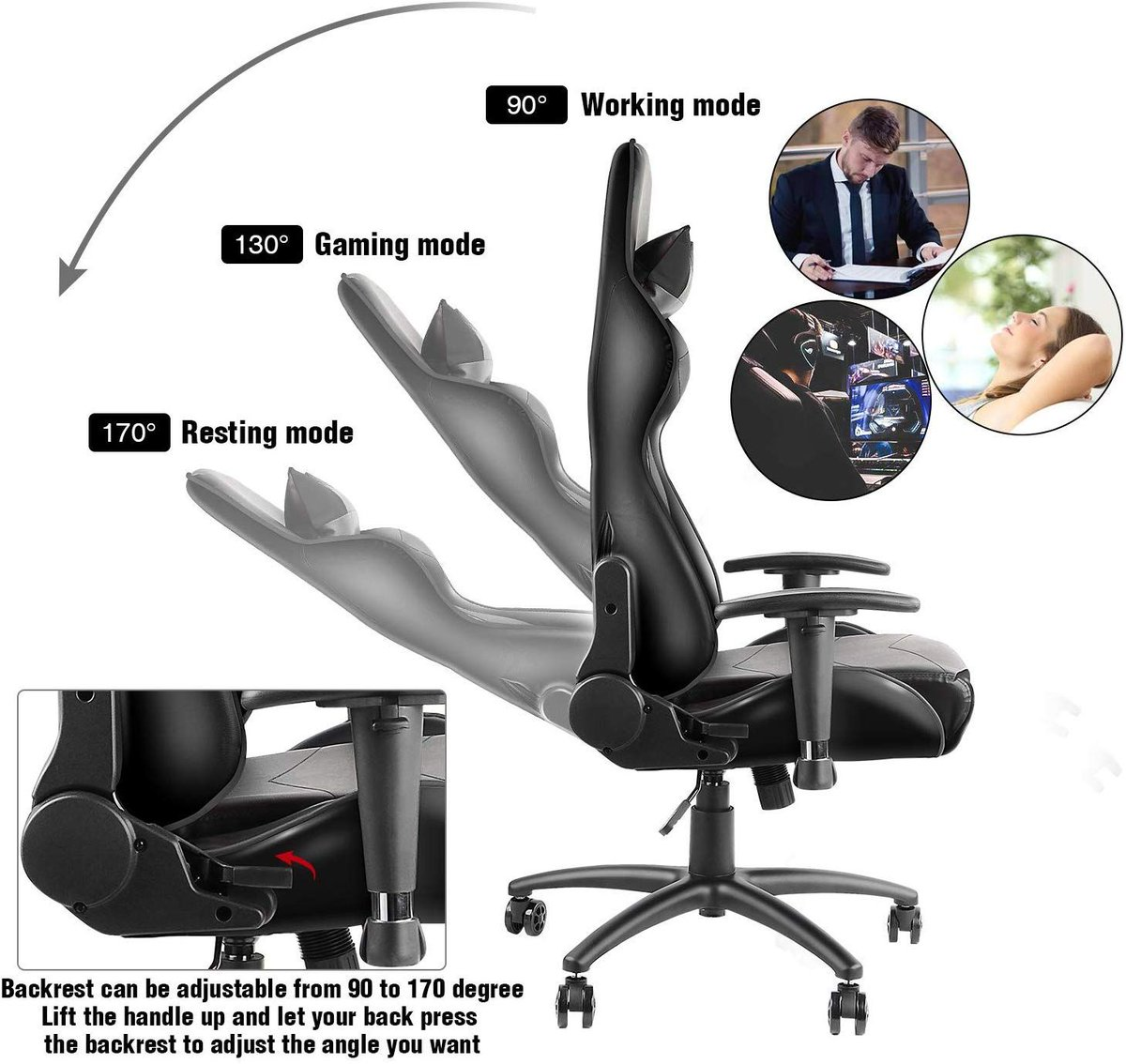 Marvelous Fat Kid Deals On Twitter Steal Gaming Chair For 97 79 Gamerscity Chair Design For Home Gamerscityorg