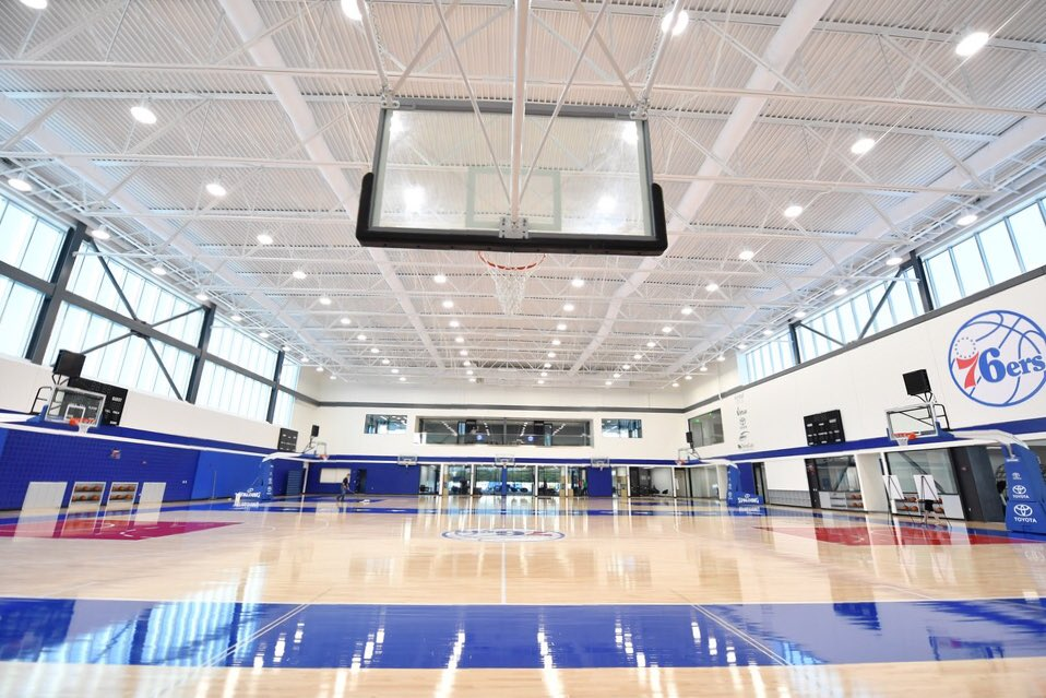The team has announced its 2019 training camp schedule:  • Tuesday, 10/1 • Wednesday, 10/2 • Thursday, 10/3 • Friday, 10/4  All practices will be held at the 76ers Training Complex.