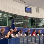 Image for the Tweet beginning: Cette semaine, session plénière du