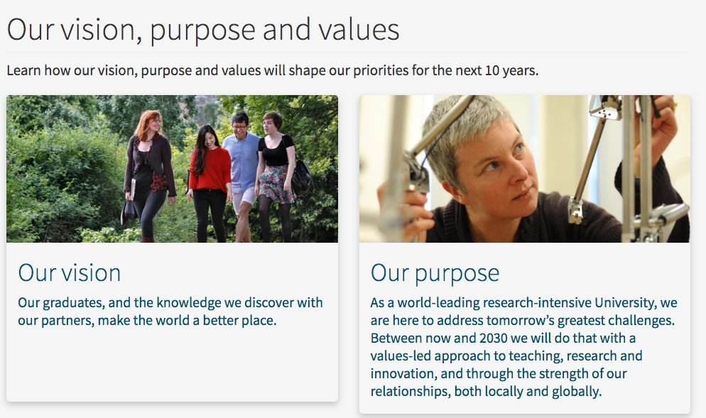 Why people of principle thrive at Edinburgh University: Its values-led approach to teaching, research and innovation aims at making the world a better place. Strategic goals for 2030 now published: ed.ac.uk/about/strategy…