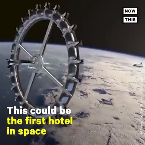 Want to vacation in Earth's orbit? This could be the first hotel in space