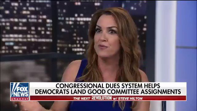 In case you missed Sunday's show -- @SaraCarterDC on congressional member dues: #NextRevFNC