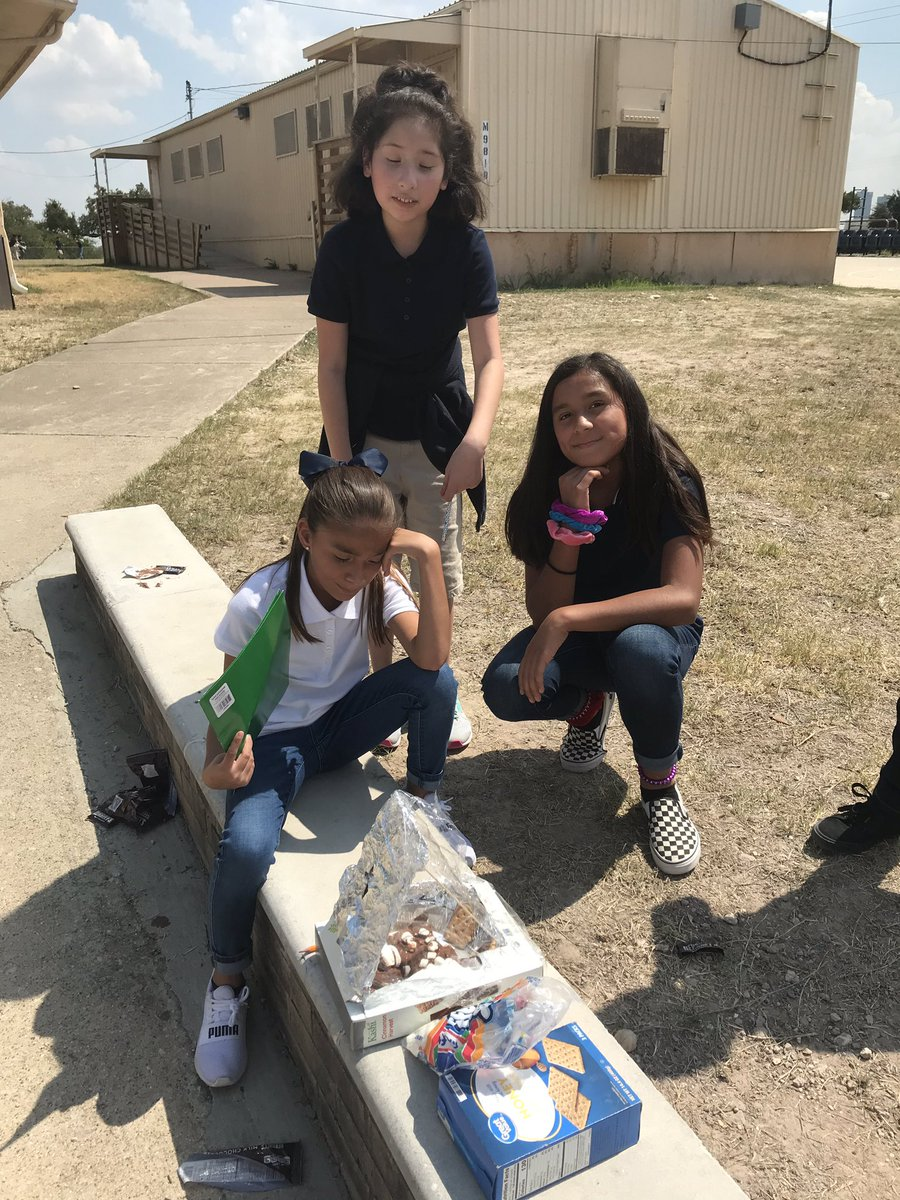 Students test the physical properties of matter through scientifically engineered solar ovens.