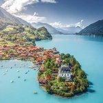 Image for the Tweet beginning: Iseltwald Switzerland