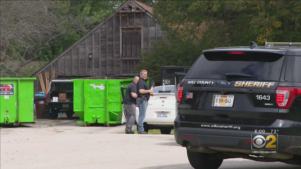 Big developments are taking place at the Will County home of a controversial abortion doctor, where 2,200 fetal remains were uncovered there. Investigators returned to the home on Monday. @TVTye has the latest. cbsloc.al/2UYup3Q