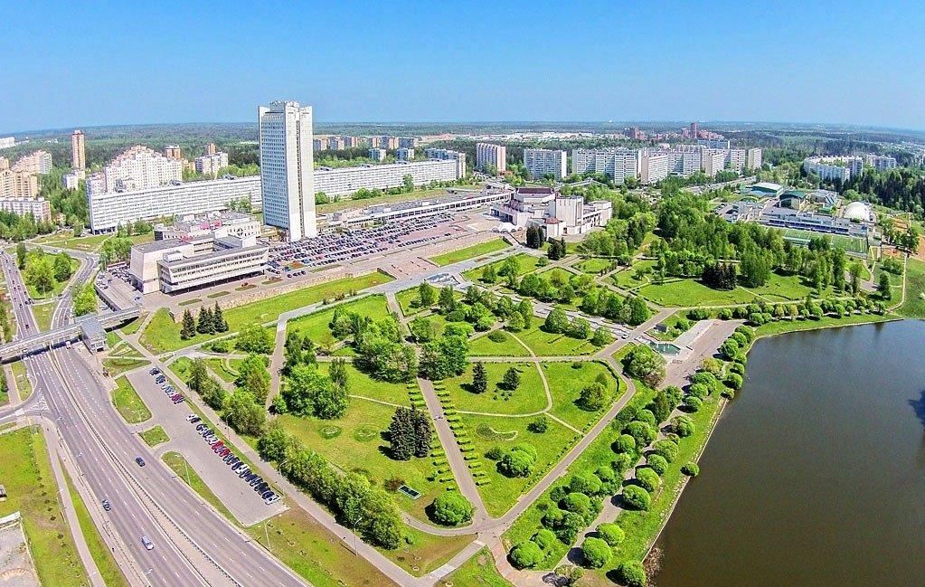 город зеленоград в картинках воспитывалась