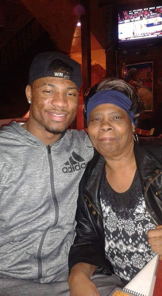 1 year ago. 1 of the most difficult times of my life. This day now represents happiness bc u no longer suffer/no longer hurt/no longer want/no longer need! 2day is ur day momma. Thank u 4 the love/for the fight that's within me at all times! Never forgotten 🙏❤️rip to a real one