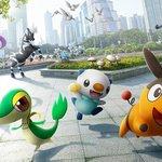 Vijfde generatie Pokémon verschijnt in PokémonGO https://t.co/NXoISycROa