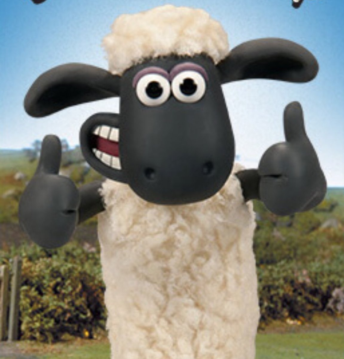 shaun sheep jump rope - HD 1151×1200