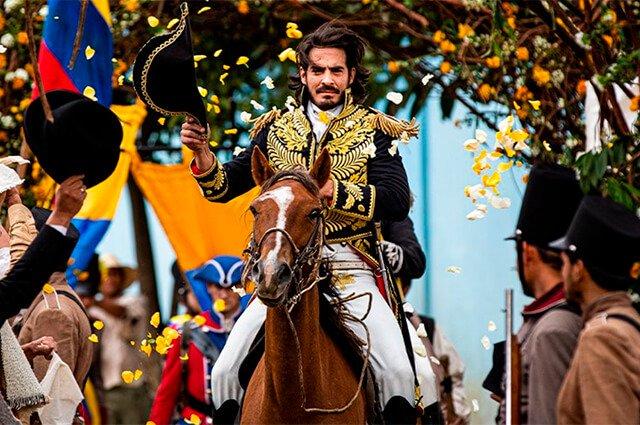 Los secretos detrás del rodaje de 'Bolívar', la producción más ambiciosa del Canal Caracol >>> https://buff.ly/2Apc5aA