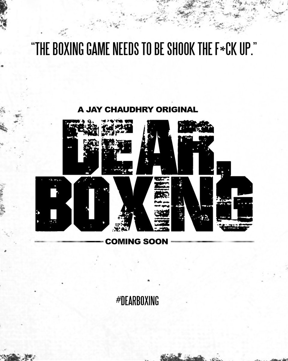 With over 200+ fan submissions, digital and sports executives, writers, educators and experts; #DearBoxing is officially in production! We're looking for new fans every day so send in your request to be featured: info@breakmediagroup.com #ChangeTheGame