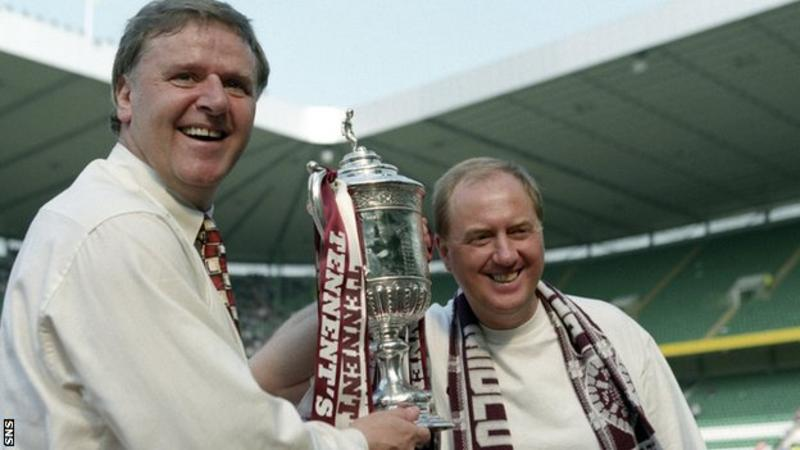 Former Hearts player and manager Jim Jefferies has suffered a heart attack.https://bbc.in/2kEfm1J