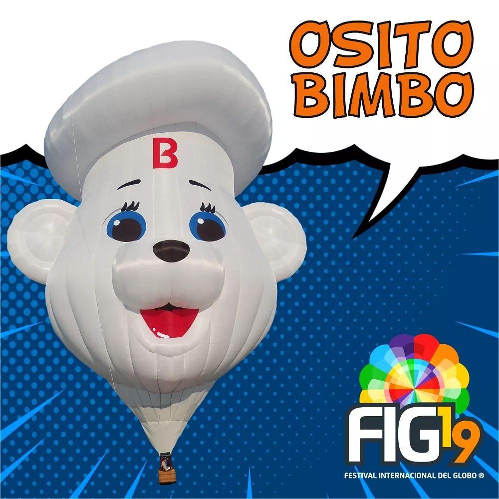 Festival Internacional Del Globo León Mx على تويتر Desde Usa Llega El Osito Bimbo Al Fig2019 Del 15 Al 18 De Noviembre Lo Podrás Saludar En El Figdiferente Compra