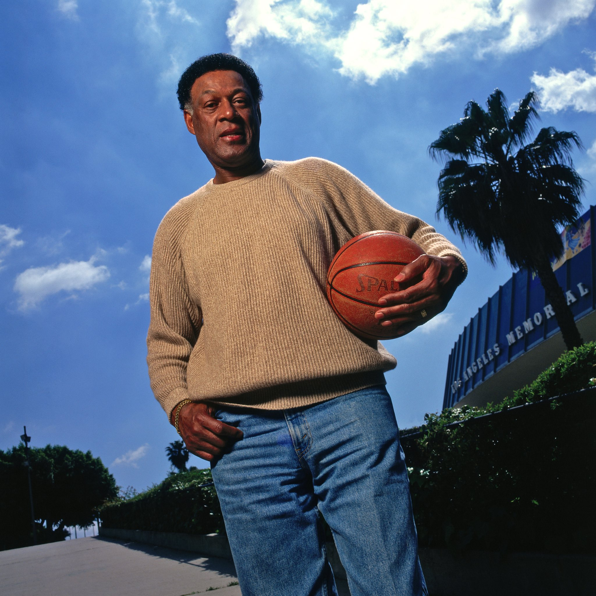 Happy Birthday to Elgin Baylor, one of the above-the-rim pioneers! (