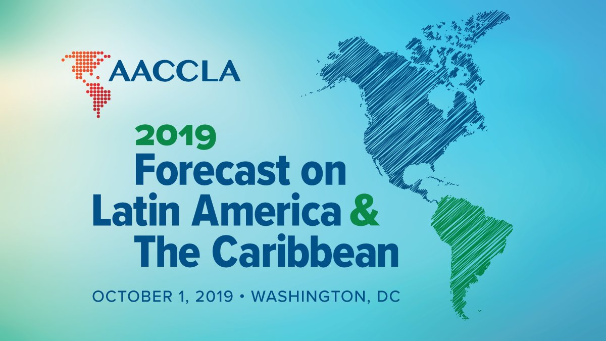 test Twitter Media - IN TWO WEEKS! #AACCLA's October 1 #FOLAC conference will convene business executives, political leaders, and leadership of the American Chambers of Commerce throughout the hemisphere. Register now! https://t.co/PgtPbZcda8 https://t.co/bLYOycKArh