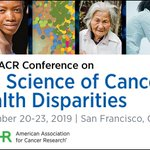 Image for the Tweet beginning: Don't miss the #AACRdisp19 Opening