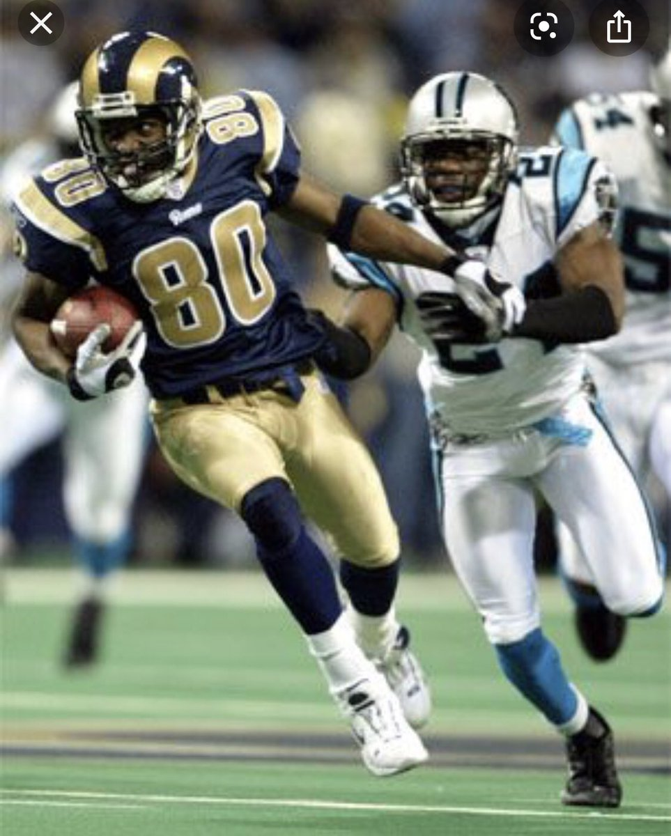 Did you know that you can cast your fan vote for @IsaacBruce80 for the Hall of Fame as many times as you want? Every day until January. Don't let another team's fans outvote you! ProFootballHOF.com/FanVote