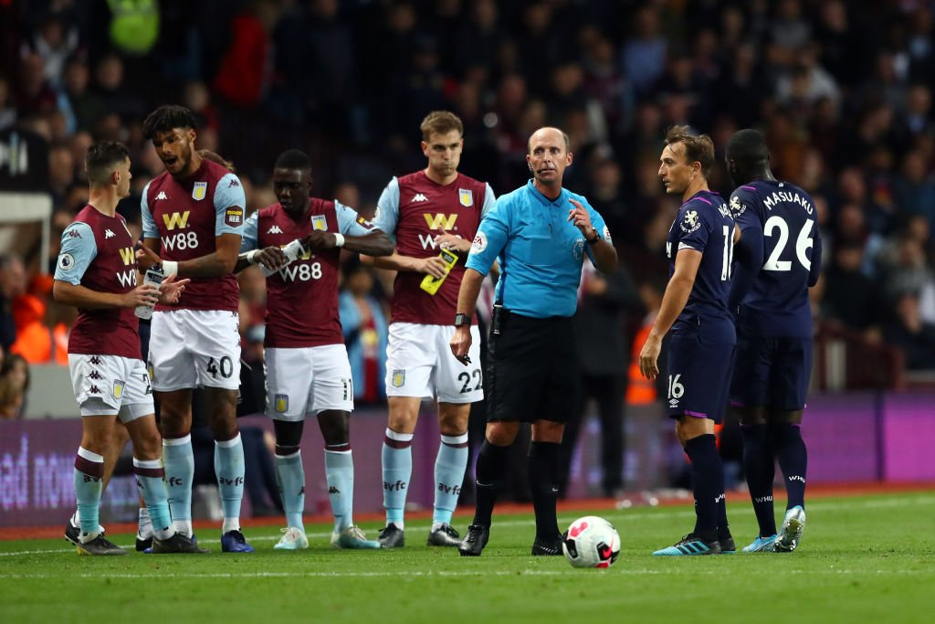 FT! Aston Villa 0-0 West Ham.A feisty and entertaining game ends honours even.Reaction: http://bbc.in/2mhy2EJ#AVLWHU #AVFC #WHUFC #bbcfootball